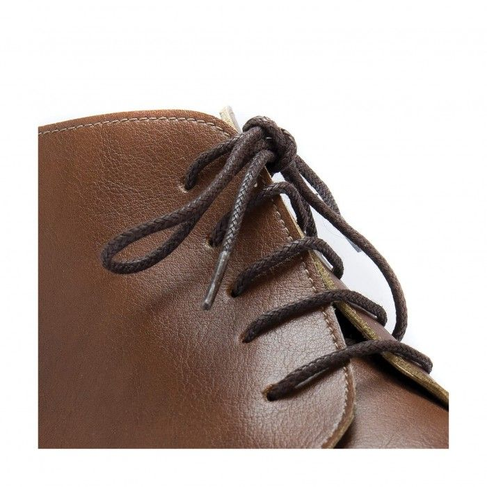 dover brown chukka clark Shoes men natural rubber vegan