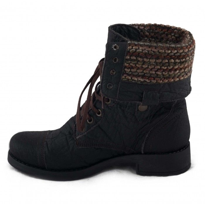 Maya Pinatex Vegan Boots