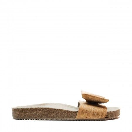 monik cork sandal cork women vegan