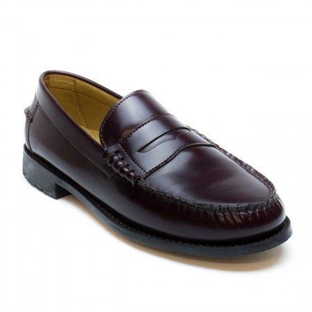 Francis Bordeaux Vegan Shoes
