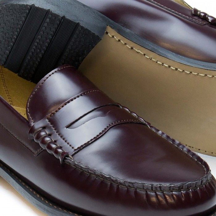 Francis Bordeaux Vegan Shoes
