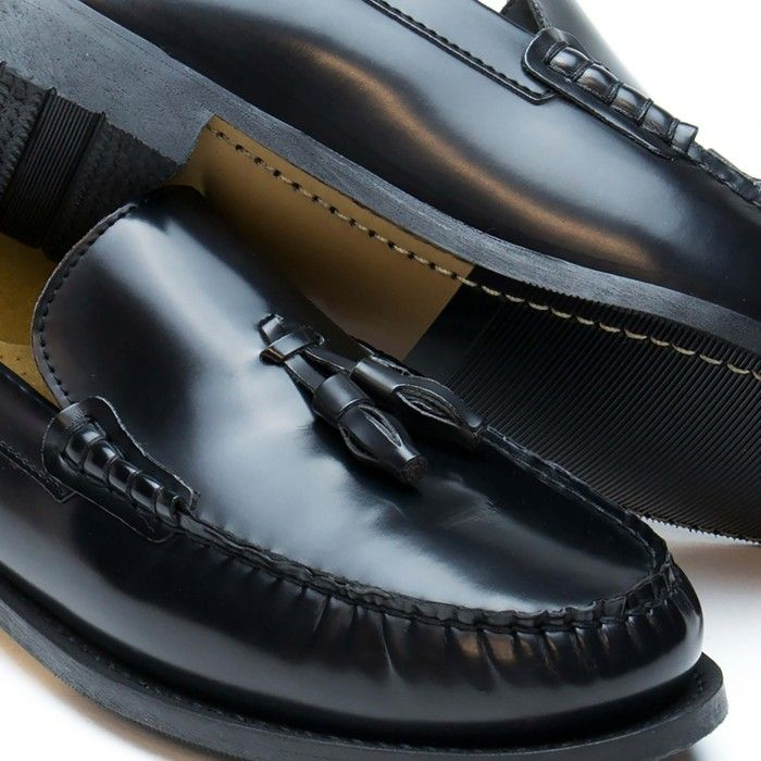 Oscar Black Vegan Shoes