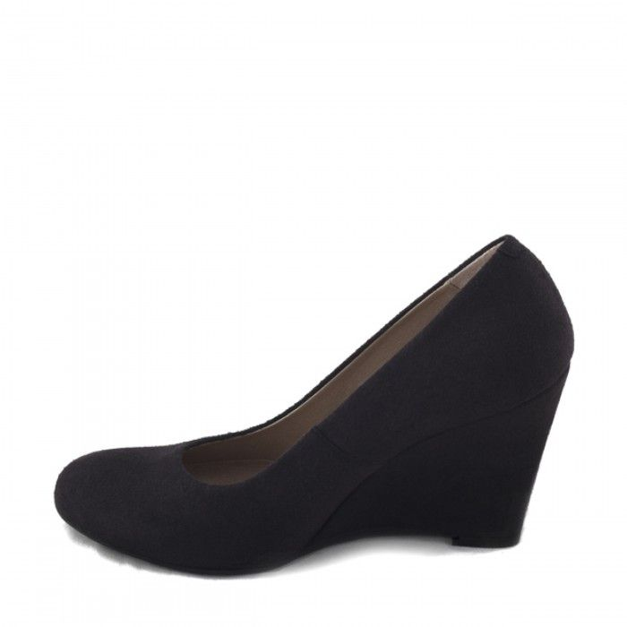 Melisa Black Vegan Shoes