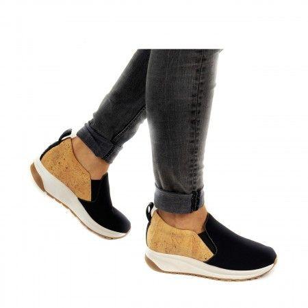 Veka Cork Vegan Sneakers