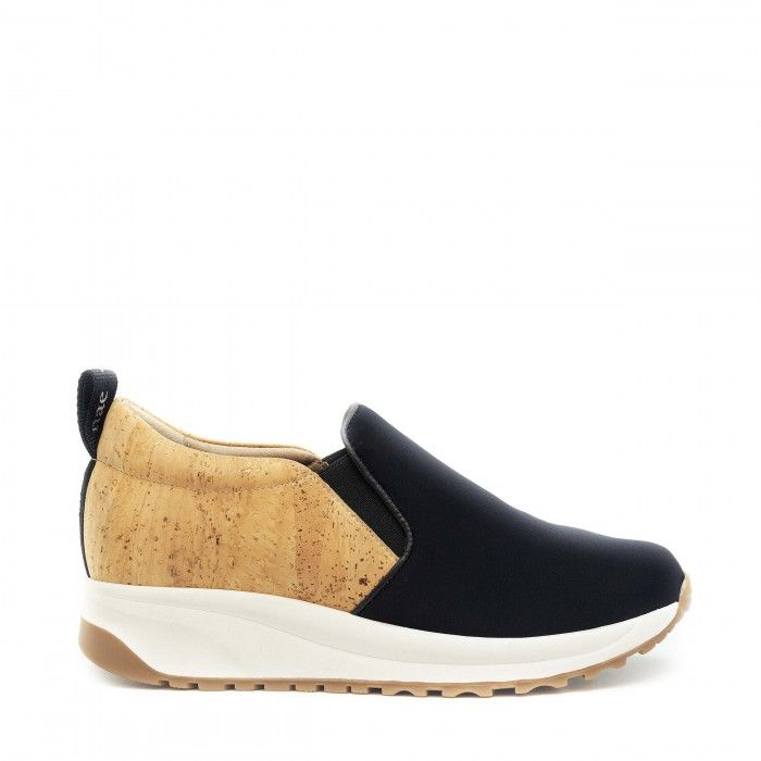 Veka NeoCork slip on sneaker women vegan