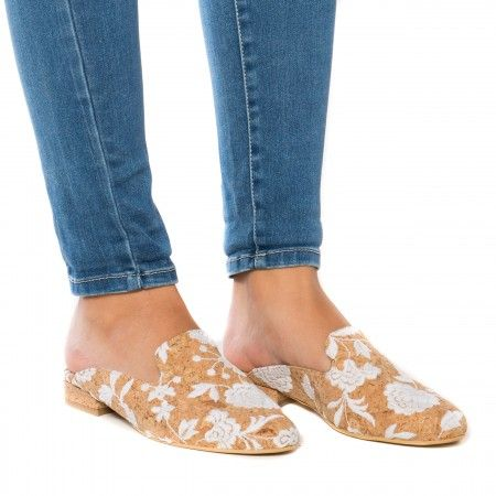 Vero Cork Vegan Sandals