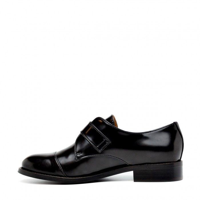 Vince Black Chaussure végane femme noir