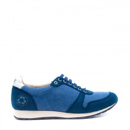 Re bottle Blue Zapatillas Veganas
