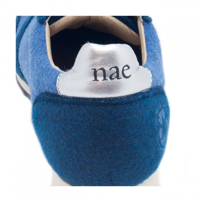 Re bottle Blue Veganer Sneaker