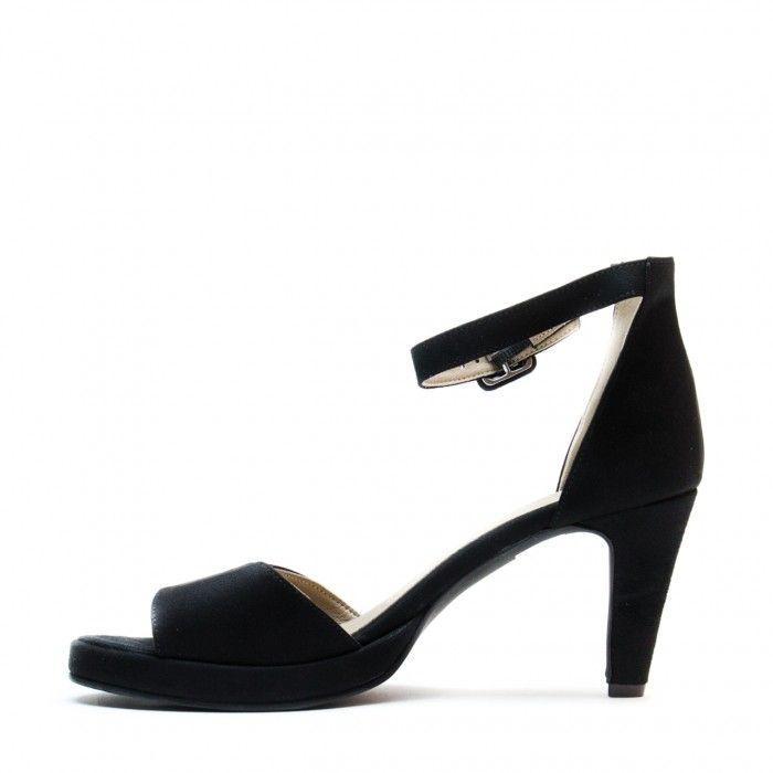 Regina black  vegane Sandaletten für Damen