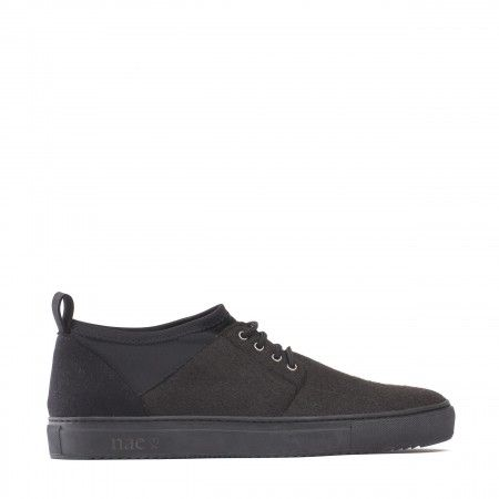 Re PET Black Vegan Sneakers