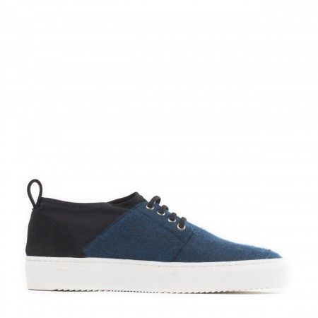 Re PET Blau Vegane Sneakers