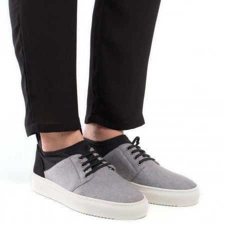 Re PET Grey Tenis Vegan