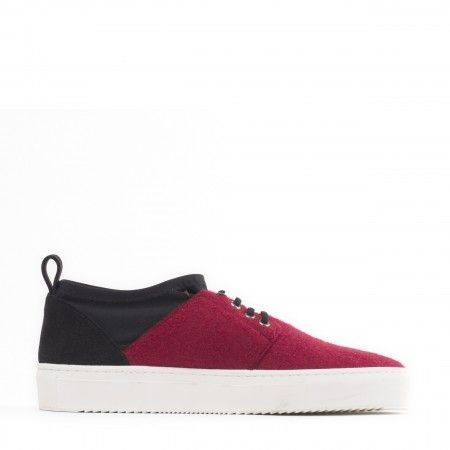 Re PET Red Vegan Sneakers