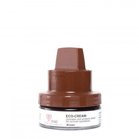 creme de polimento vegan brown