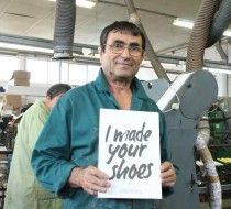 WHO makes our SHOES?