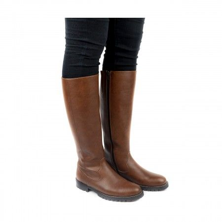 Lou Brown Vegan Boots