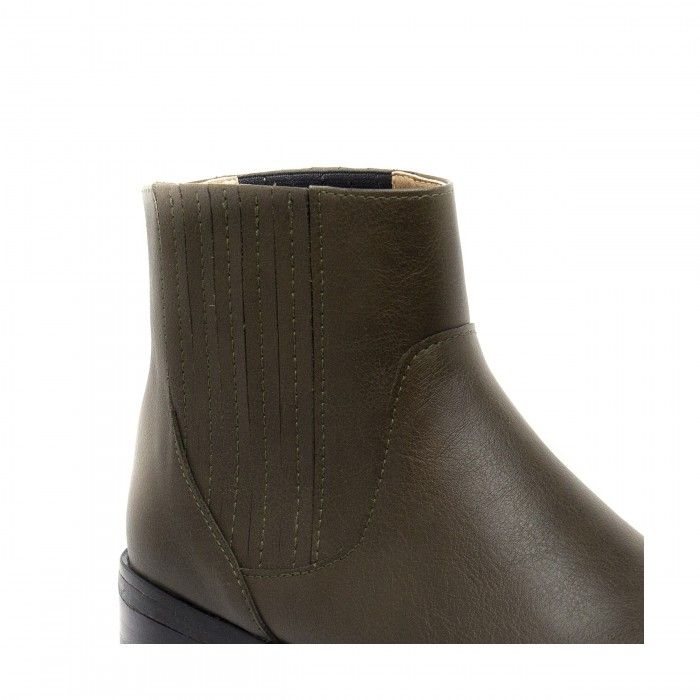 Riley Verde Vegan Boots