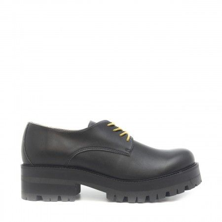 Alwin Black Vegan Shoes