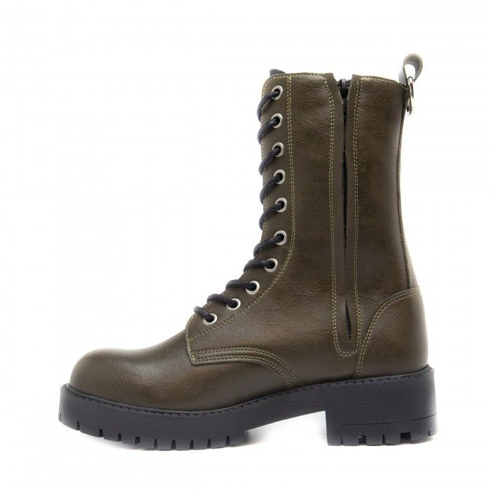 Mandy Green Vegan Boots