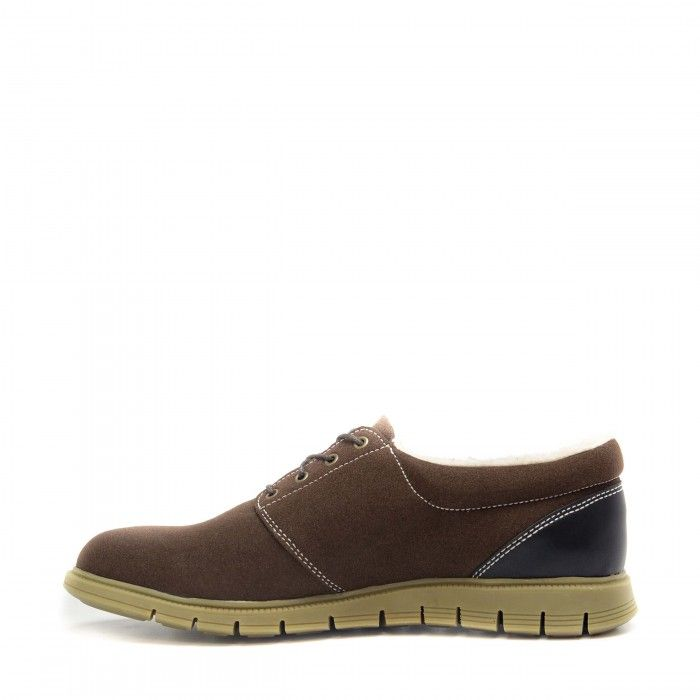 Marjuk Brown Vegan Shoes