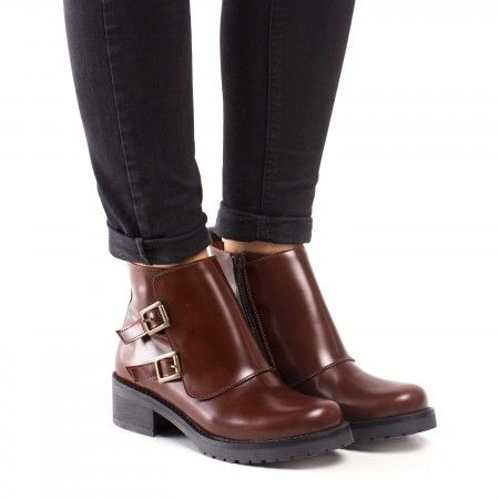 Tessa Brown Vegan Boots