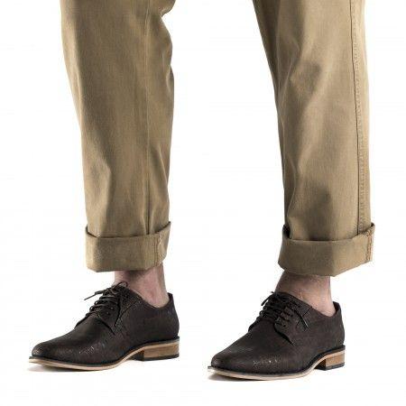 Nae Jake Sapatos de Homem Vegan estilo Blucher em Microfibra Ecológica