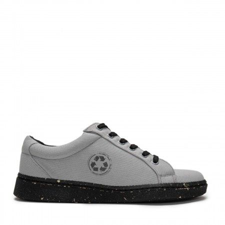 ganges vegane sneakers grau