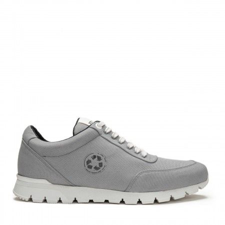Nilo Grey Vegan Sneakers