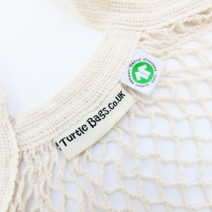 Turtle Bag Natural Organic and Sustainable