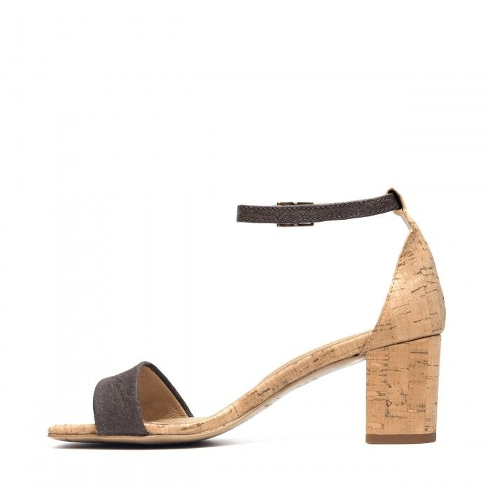 Margot Cork Vegan Sandals