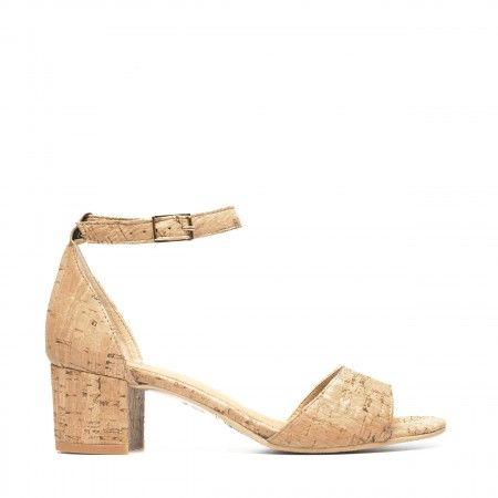 Cora Cork Vegan Sandals