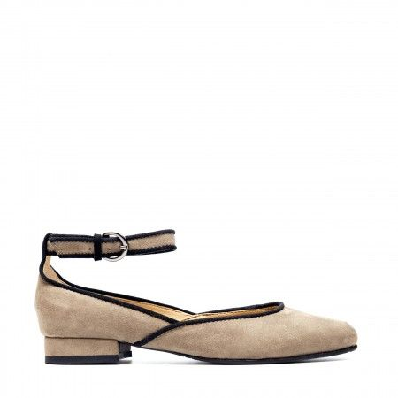 Leen Cinzenta Vegan Shoes