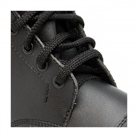B Gun Black Vegan Boots