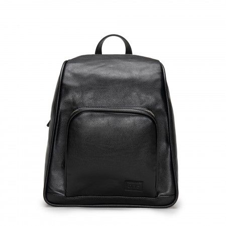 Leia black backpack