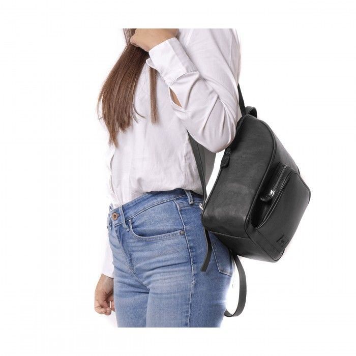 Leia schwarz rucksack