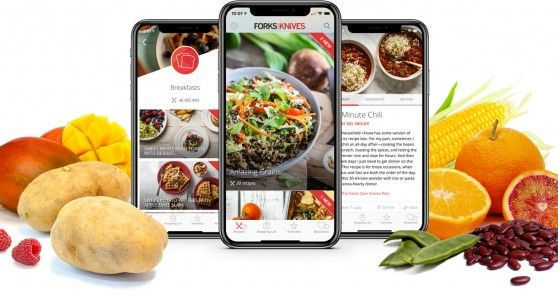 As apps Vegan que vos faltavam