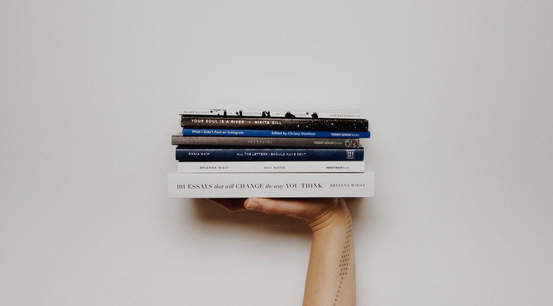 5 livros que não pode perder este verão