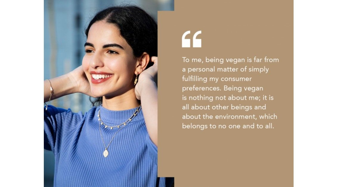 Vegan Choices of Noa from Style with a Smile
