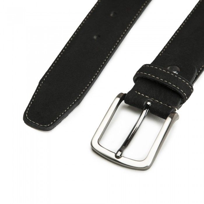Gava Black Cinturón vegano de Microsuede