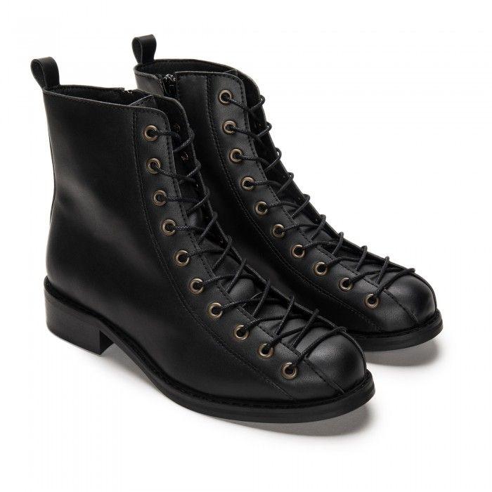 Ivy Vegan Boots