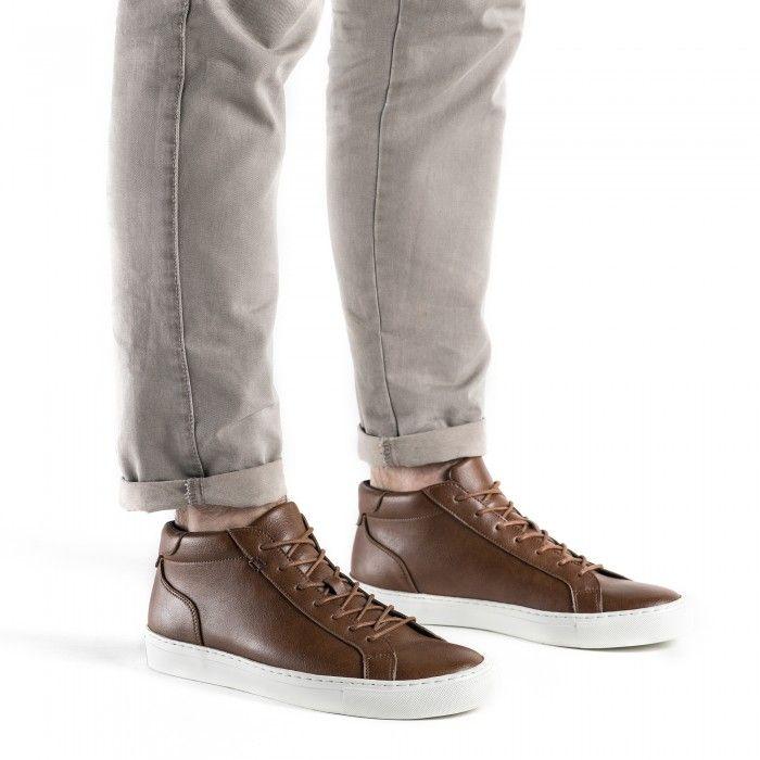 Matt Brown Vegan Sneakers