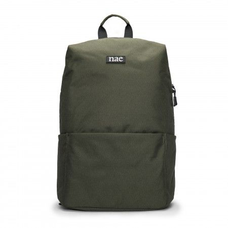 Oslo Green recycled vegan backpack