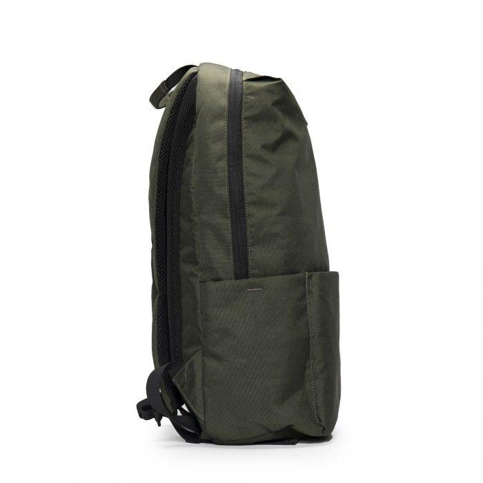 Oslo Green recycled vegan backpack