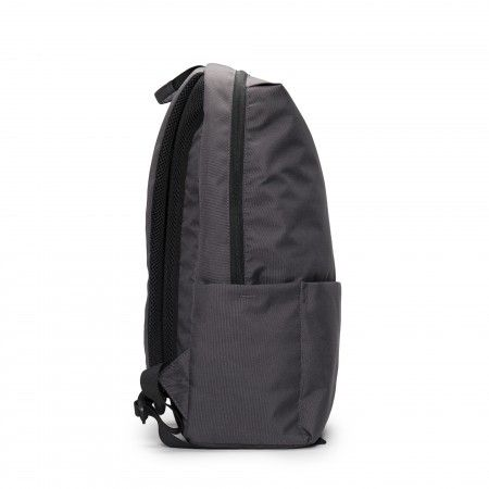 Oslo Grey recycled vegan backpack
