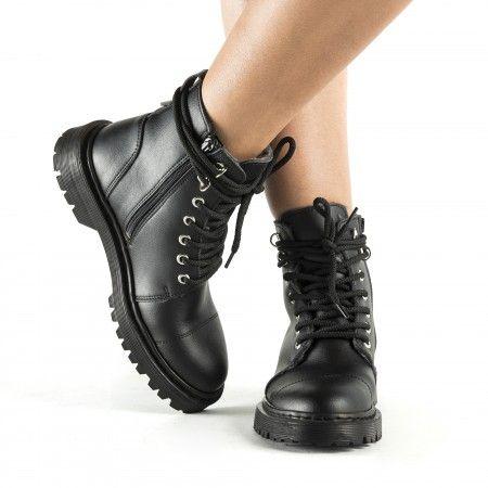 Charlie vegan boots
