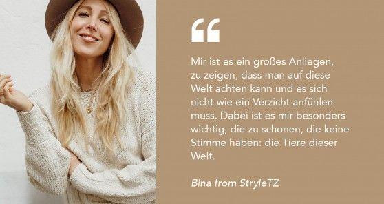 veganen Essentials von Bina