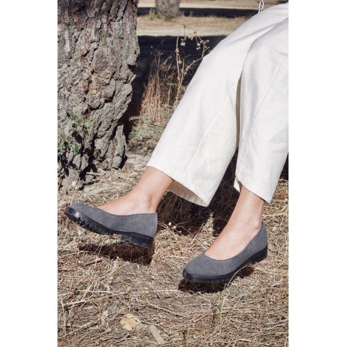 Lili Cotton Chaussures véganes