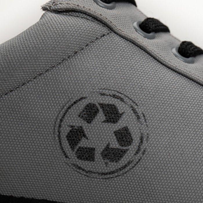 ganges vegane sneakers grau