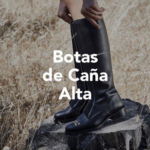 Zapatos veganos - Botas de caña alta